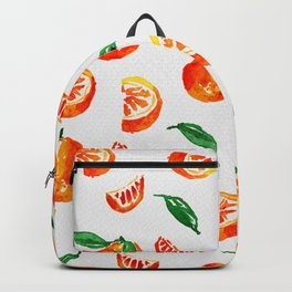 Oranges of Corfu Backpack