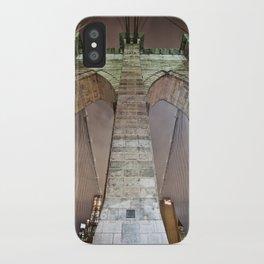The bridge. iPhone Case