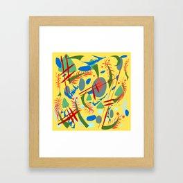 Tickle My Fancy Framed Art Print