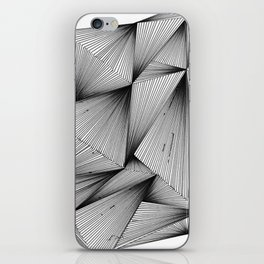 Structure (XYZ) iPhone Skin