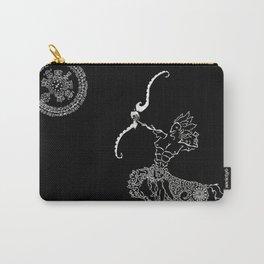 Sagittarius Zodiac Carry-All Pouch
