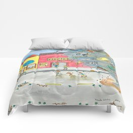 Happy Town V Comforters