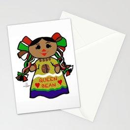 Reina del Cafe Stationery Cards