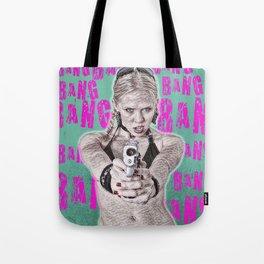 BANG BANG 1 Tote Bag