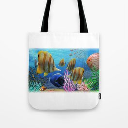 Under the Sea Tote Bag
