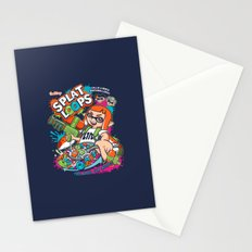 Splat Loops Stationery Cards