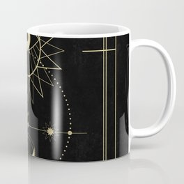 Le Soleil or The Sun Coffee Mug