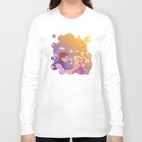rapunzel Long Sleeve T-shirts featuring Rapunzel by NeoQlassical