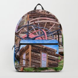 Calico Ghost Town - 7180, California Backpack