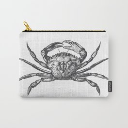 Vintage Crab Carry-All Pouch