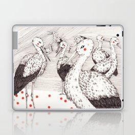 storks Laptop & iPad Skin