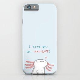 Lotl Love iPhone Case