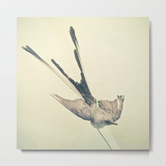 Bird Study #1 Metal Print