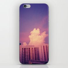 The Evening Sky  iPhone & iPod Skin