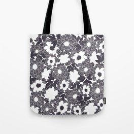 Rooftop Garden-Ink Tote Bag