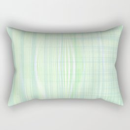 Looks like water droplet when you see from afar falling down the stripy background Rectangular Pillow