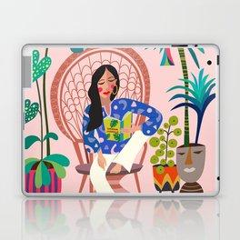 Plant lady III Laptop & iPad Skin