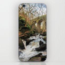 The Fairies Chapel iPhone Skin