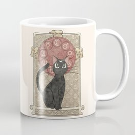 Lune Noire (Luna Sailor Moon) Coffee Mug
