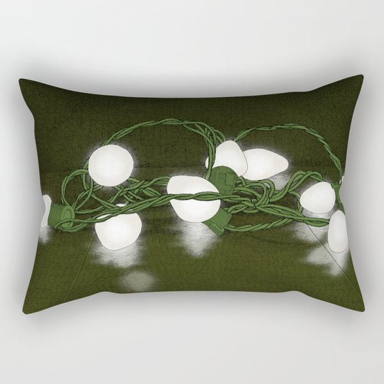 Illumination Variation #1 Rectangular Pillow