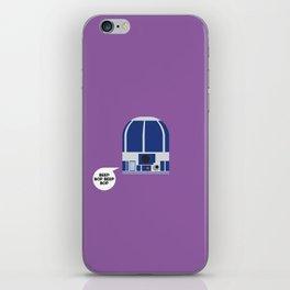 R2-D2 - StarWars iPhone Skin
