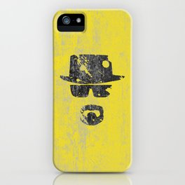 I'm the one who knocks iPhone Case