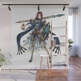 warlord Wall Mural
