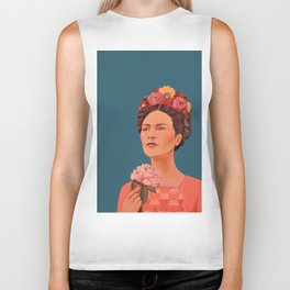 moi, Frida! Biker Tank
