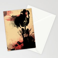 if you loved me.. Stationery Cards