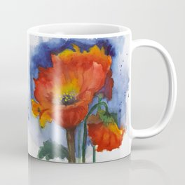 Flowers  Emerged Coffee Mug
