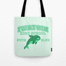 Iwatobi - Orca Tote Bag