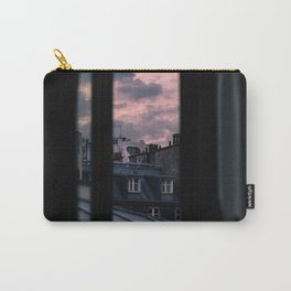 Paris Sunset VII Carry-All Pouch