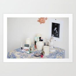 Cultbeauty Art Print