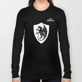 Way of the Dragon Long Sleeve T-shirt