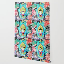 Hamsa Wallpaper