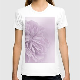 Light Lilac Rose #6 #floral #art #society6 T-shirt