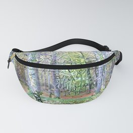 Whispering Woods Fanny Pack