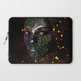 Goddess of Cosmos Laptop Sleeve