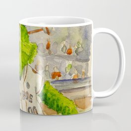 Orbit - Astros mascot Coffee Mug