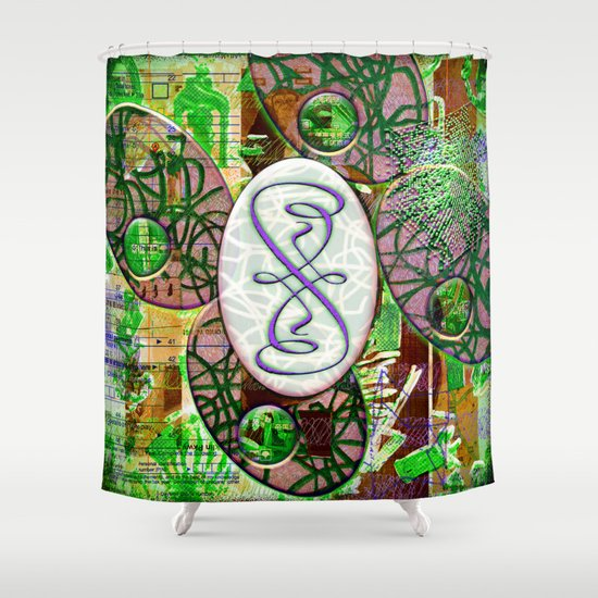 Cathy (#TheAccessoriesSeries) Shower Curtain
