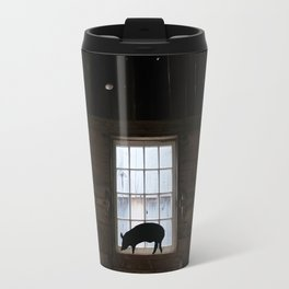 We #LOVE Animals - Piggy Travel Mug