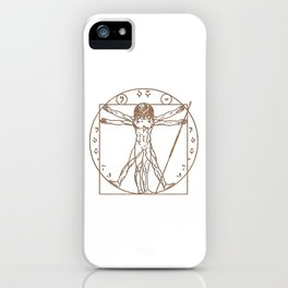 Predruvian Dark iPhone Case