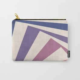 Spinning Squares Palette IIII Carry-All Pouch