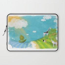 A Sunny Imagination Laptop Sleeve