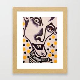 f.o. Framed Art Print
