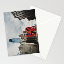 Philadelphia the city of brotherly love  Stationery Cards