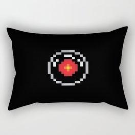 2001: A Pixel Odyssey Rectangular Pillow