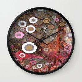 Kringles Art Flow Wall Clock