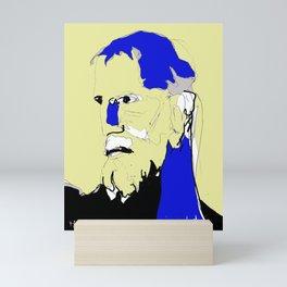 Miguel Angel Buonarroti Portrait Mini Art Print