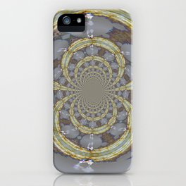 Eternal Friendship Spider Abstract iPhone Case